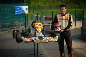 Silas Feller - Passion for Kart Racing